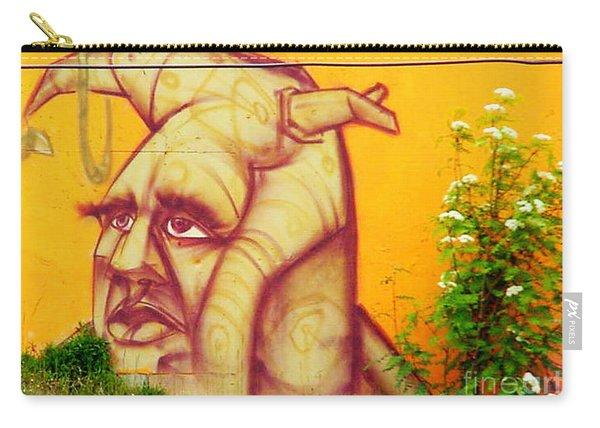 Street Art 3 Carry-all Pouch