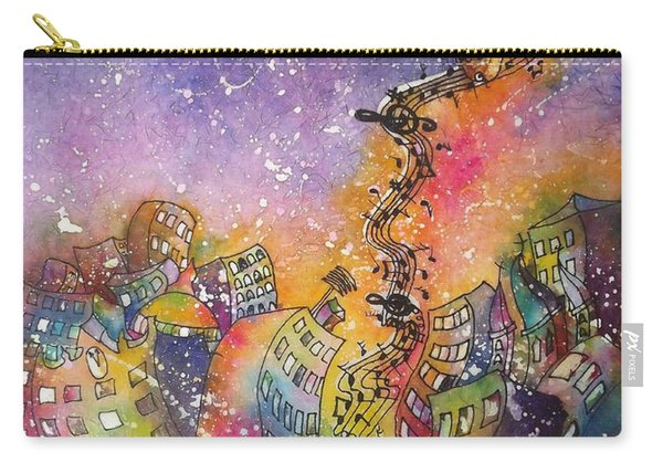 Street Dance Carry-all Pouch