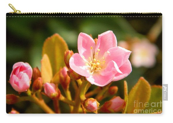 Street Flower Carry-all Pouch