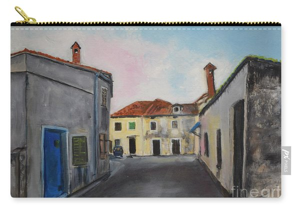 Street View From Kavran Carry-all Pouch