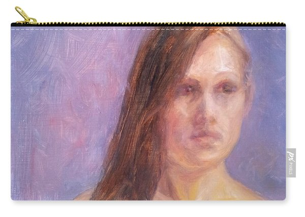 Strength And Beauty - Mariah Carry-all Pouch