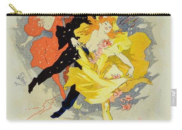 Student Gala Evening Poster Carry-all Pouch