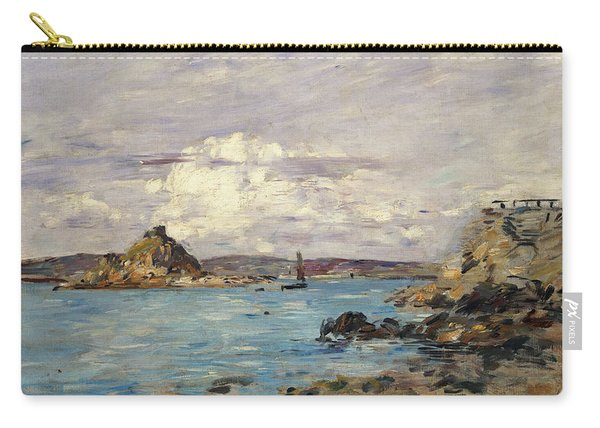 Study For The Bay Of Douarnenez Carry-all Pouch