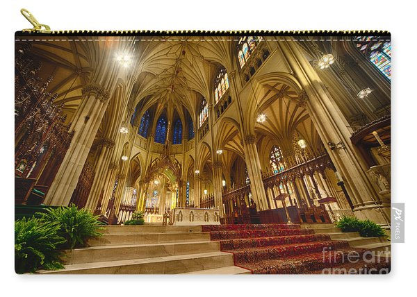 Stunning St Patricks  Carry-all Pouch