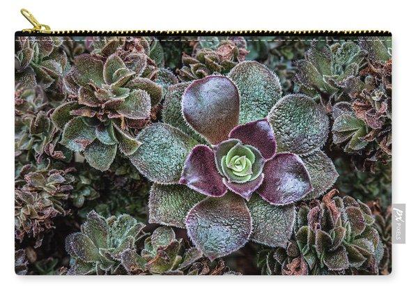 Succulent Art Carry-all Pouch