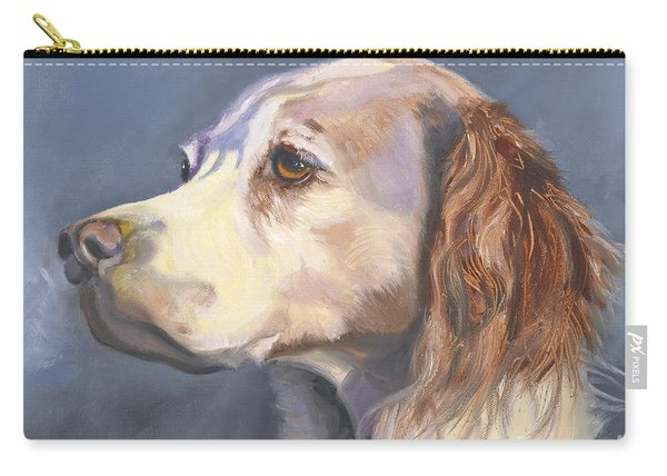 Such A Spaniel Carry-all Pouch