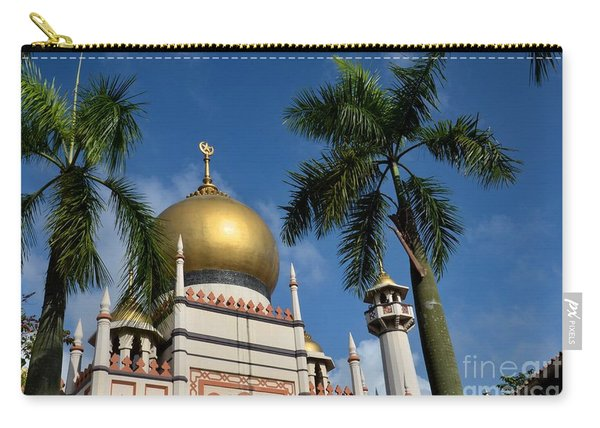 Sultan Masjid Mosque Singapore Carry-all Pouch