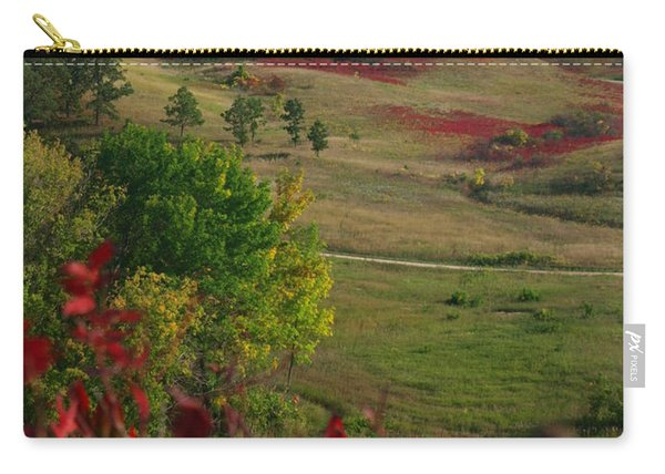 Sumac Valley Carry-all Pouch