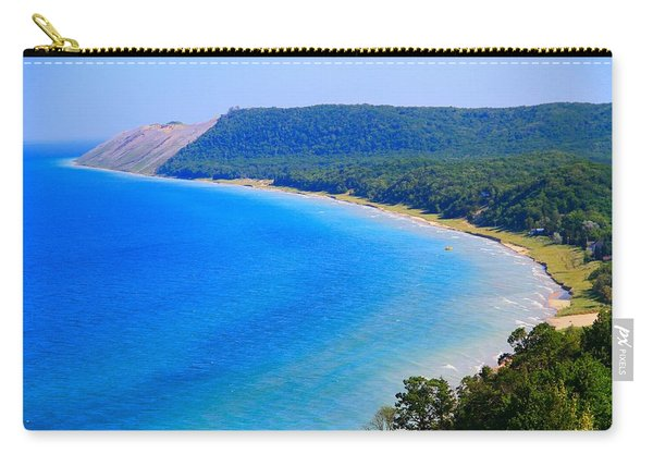 Summer At Sleeping Bear Dunes Carry-all Pouch