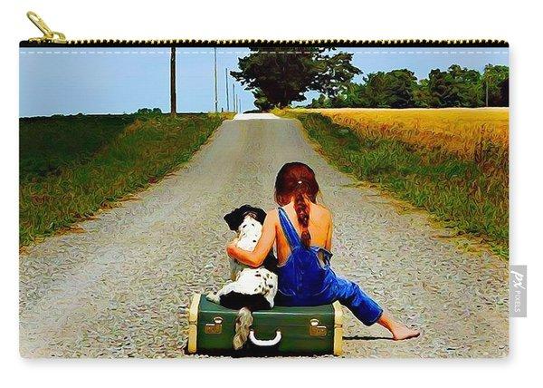Summer Daze Carry-all Pouch