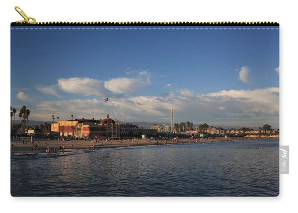 Summer Evenings In Santa Cruz Carry-all Pouch