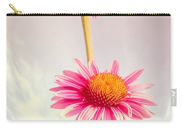Summer Impressions Cone Flowers Carry-all Pouch