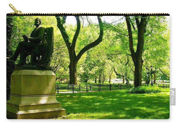 Summer In Central Park Manhattan Carry-all Pouch