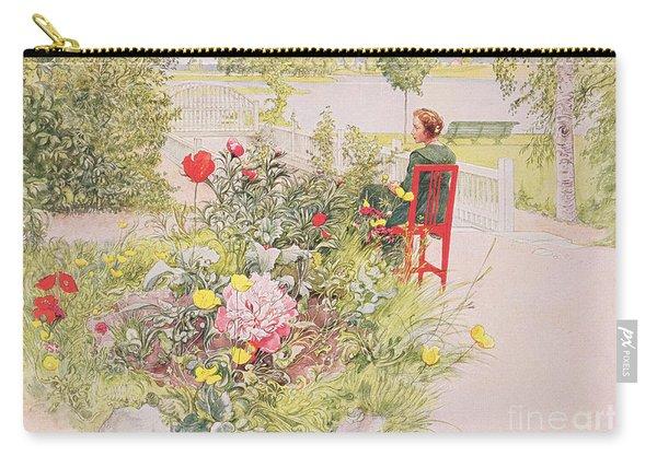 Summer In Sundborn Carry-all Pouch