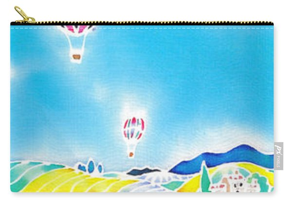 Summer Lights Carry-all Pouch
