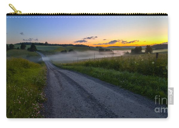 Summer Morning At 3.31 Carry-all Pouch