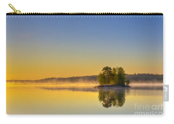 Summer Morning At 5.05  Carry-all Pouch