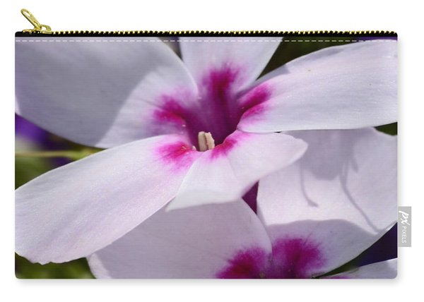 Summer Phlox Carry-all Pouch