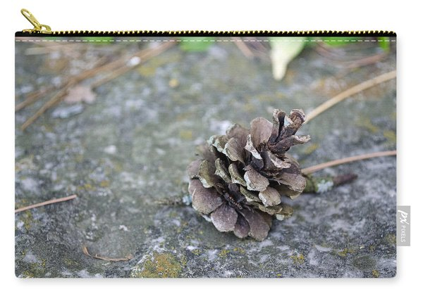Summer Pinecone Carry-all Pouch