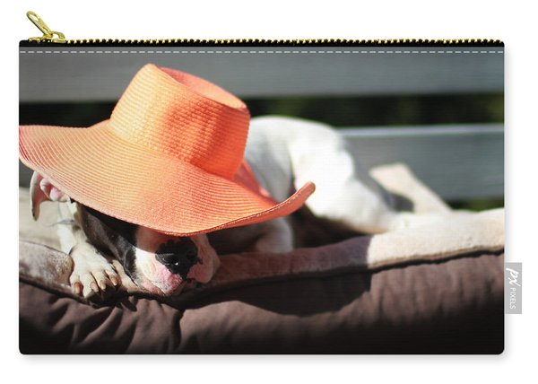 Summer Siesta Carry-all Pouch