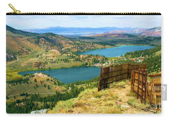 Summer Snow Fence Carry-all Pouch