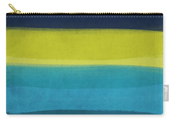 Sun And Surf Carry-all Pouch