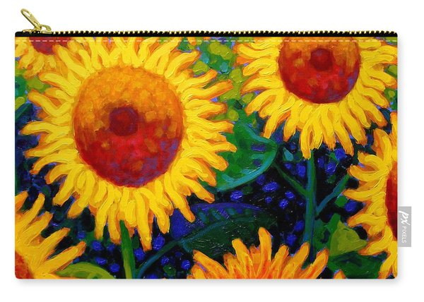 Sun Lovers II Carry-all Pouch