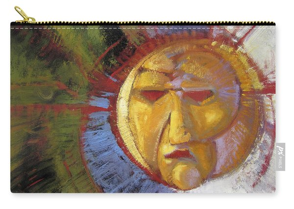 Sun Mask Carry-all Pouch