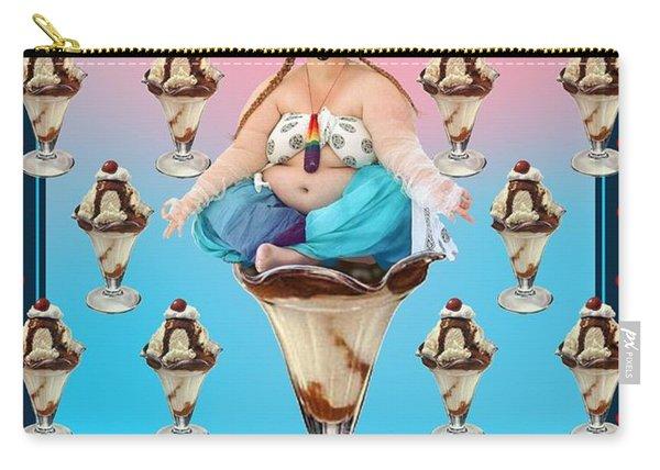Sundae Girl Carry-all Pouch