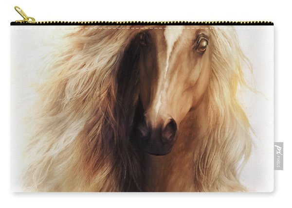 Sundance Horse Portrait Carry-all Pouch