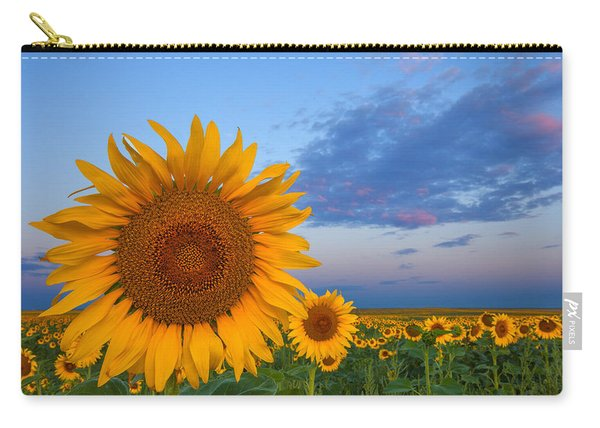 Sunny Side Up Carry-all Pouch