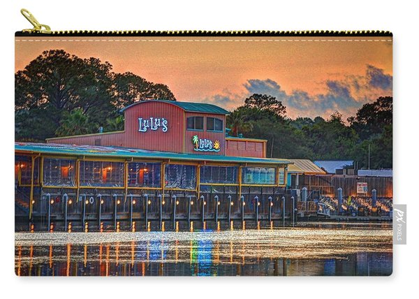 Sunrise At Lulu's Carry-all Pouch