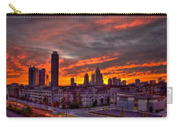Sunrise Atlantic Station Midtown Atlanta Carry-all Pouch