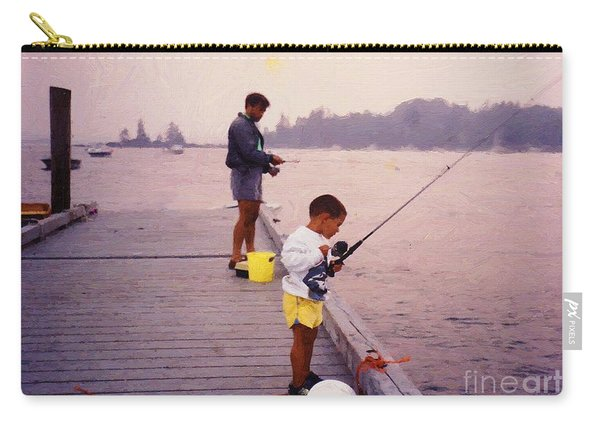 Sunrise Fishing Carry-all Pouch