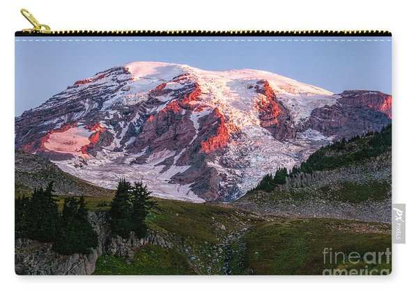 Sunrise Mt Rainier Carry-all Pouch