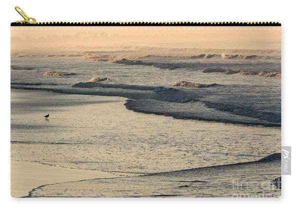 Sunrise On The Ocean Carry-all Pouch