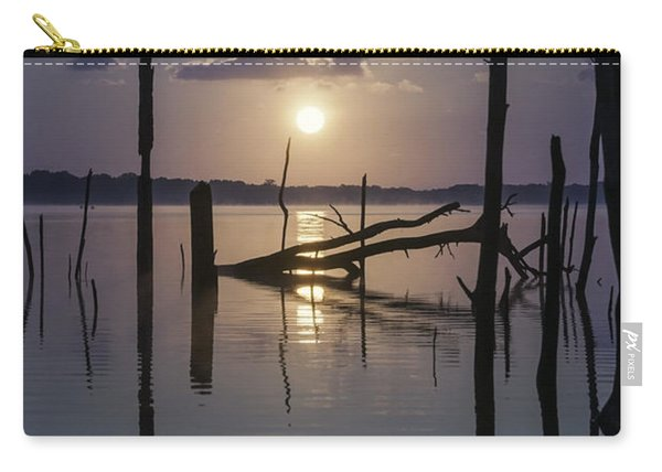 Sunrise Over Manasquan Reservoir Carry-all Pouch