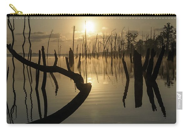 Sunrise Over Manasquan Reservoir II Carry-all Pouch