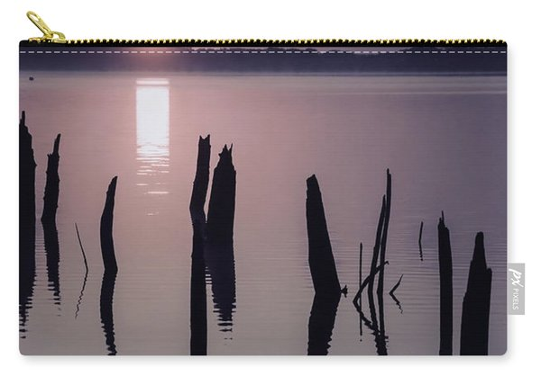 Sunrise Over Manasquan Reservoir Iv Carry-all Pouch