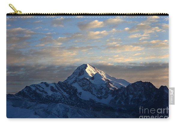 Sunrise Over Mt Huayna Potosi Carry-all Pouch