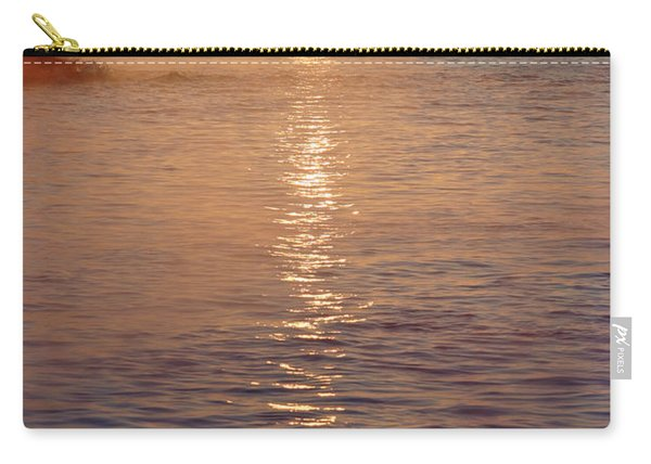 Sunrise Over Table Rock Carry-all Pouch
