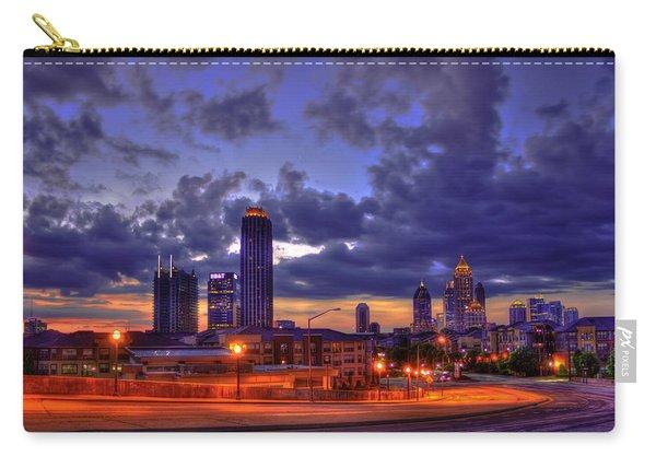 Sunrise Supreme Atlantic Station Midtown Atlanta  Carry-all Pouch
