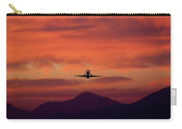 Sunrise Takeoff Carry-all Pouch