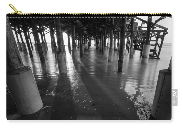 Sunrise Under Pier Carry-all Pouch