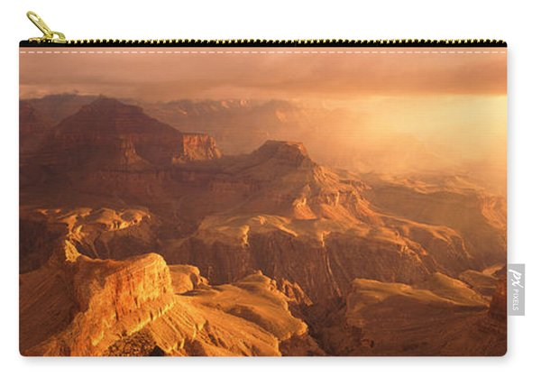 Sunrise View From Hopi Point Grand Carry-all Pouch