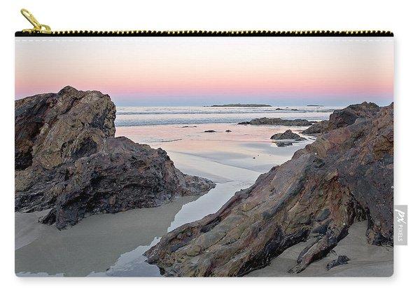 Sunset  Denhams Beach. Carry-all Pouch