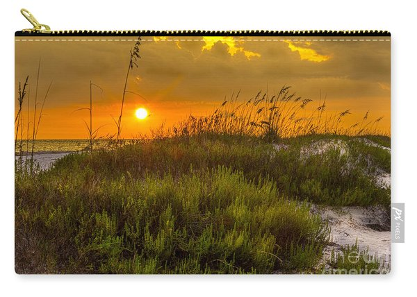 Sunset Dunes Carry-all Pouch