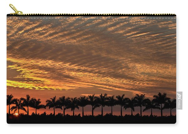 Sunset Florida Carry-all Pouch