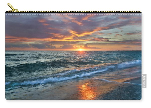 Sunset Gulf Islands National Seashore Carry-all Pouch