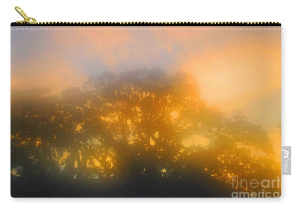 Sunset Mocks Sunrise Carry-all Pouch